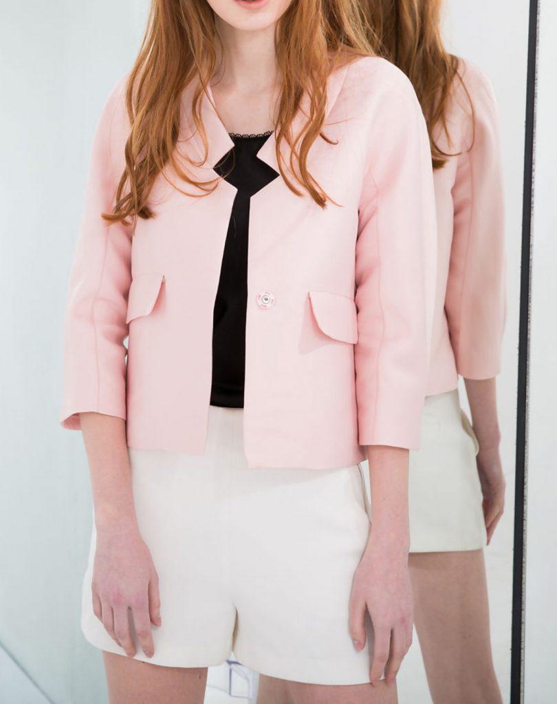 VIPme pink blazer