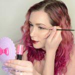Using Jeffree Star Liquid Lipstick As Eyeliner