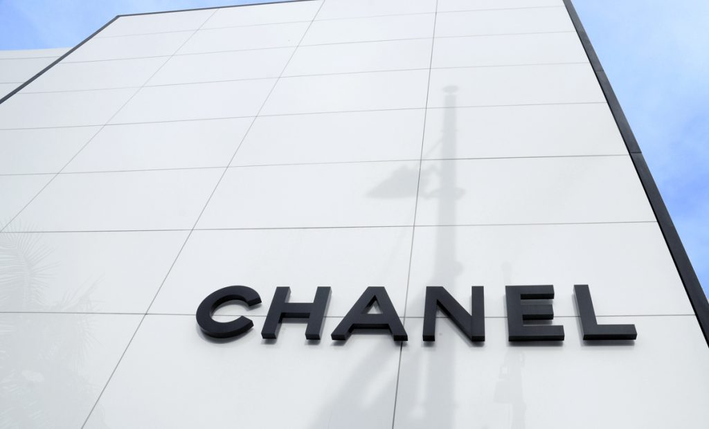 Chanel store rodeo drive beverly hills