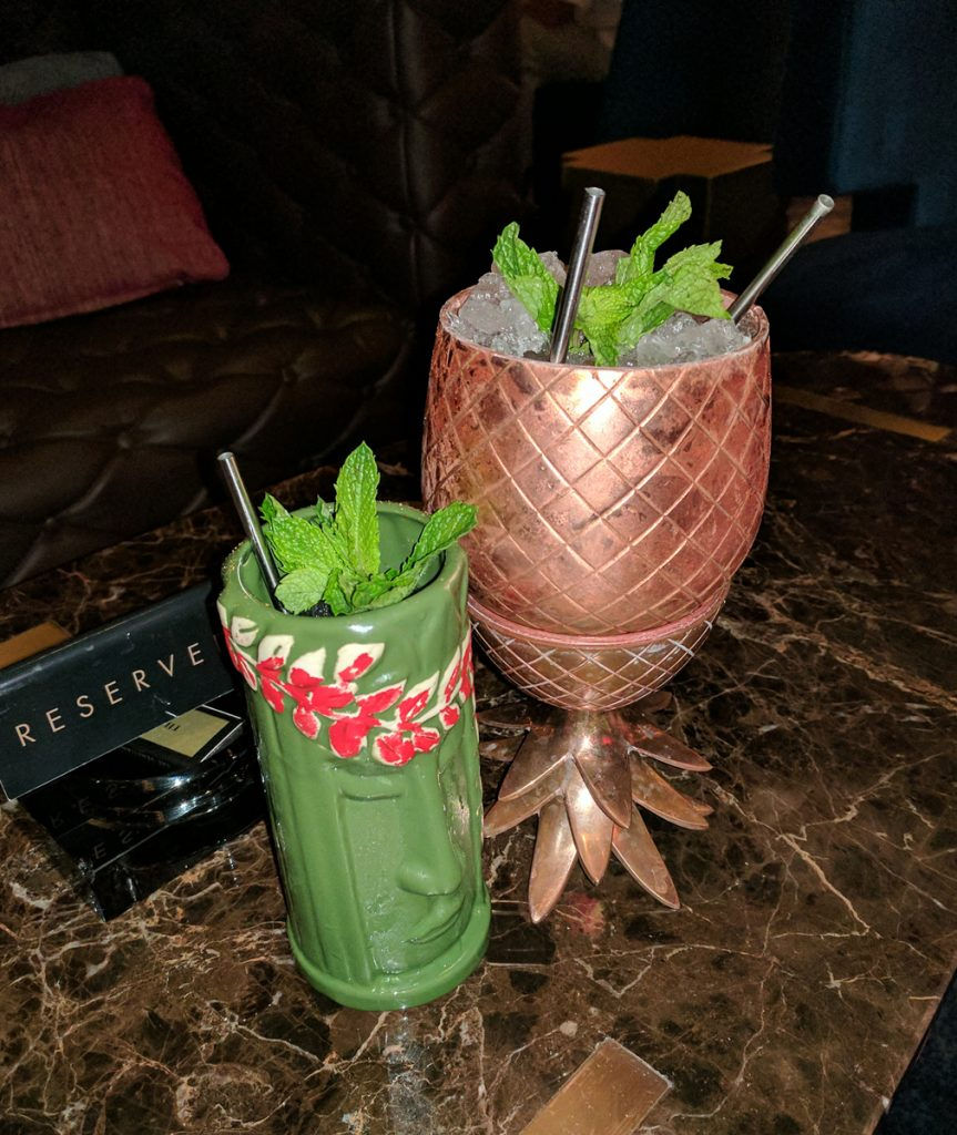 The Dorsey Las Vegas Mojito For 2
