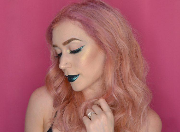 Wet N Wild Midnight Mermaid Collection Review