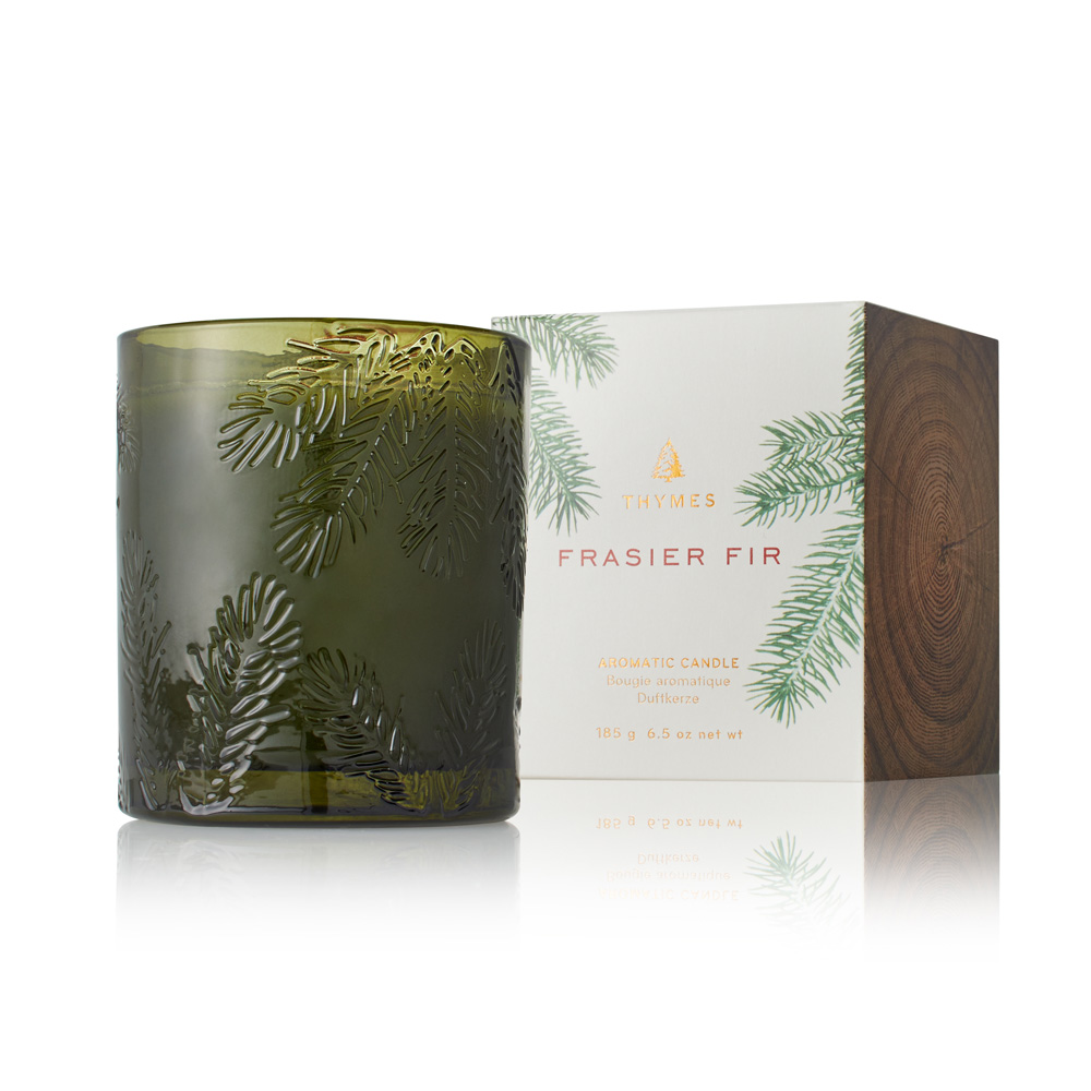 Los Angeles Cruelty-Free Beauty Blogger, Emily Wolf Beauty shares the best cruelty-free holiday gift guide for the holiday season. Thymes frasier fir candle