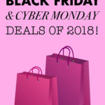 Black Friday / Cyber Monday Beauty & Fashion Deals 2018